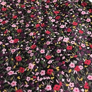 b30ee9b7417 kate spade Dresses - Kate Spade Boho Floral Jacquard Mini Dress Size 4